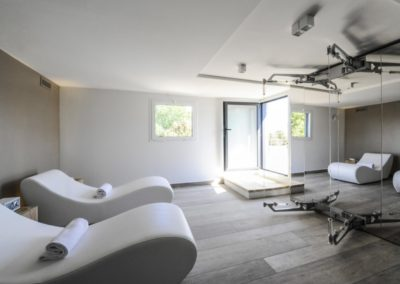 Imperial Wellness Suite - Wellness Area 2 - I Portici Hotel Bologna