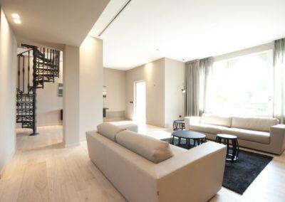 Imperial Wellness Suite - Living 2 - I Portici Hotel Bologna