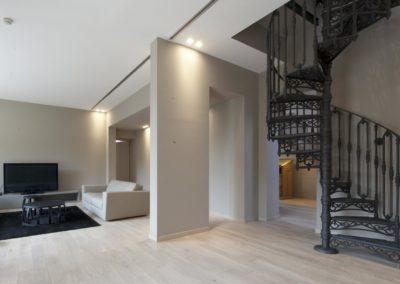 Imperial Wellness Suite - Living - I Portici Hotel Bologna