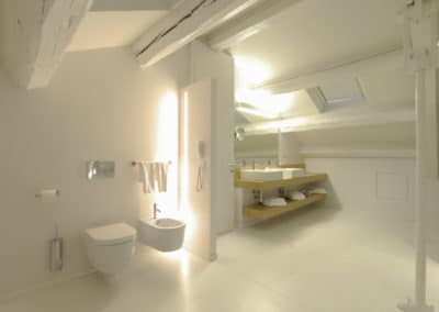 Suite 5.80 - Bagno 2 - I Portici Hotel Bologna