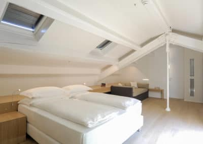 Suite 5.80 - Camera 2 - I Portici Hotel Bologna