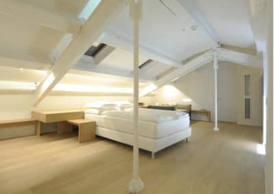 Suite 5.80 - Camera - I Portici Hotel Bologna