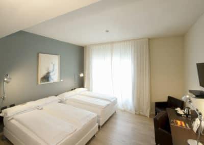 Family Room - Camera - I Portici Hotel Bologna
