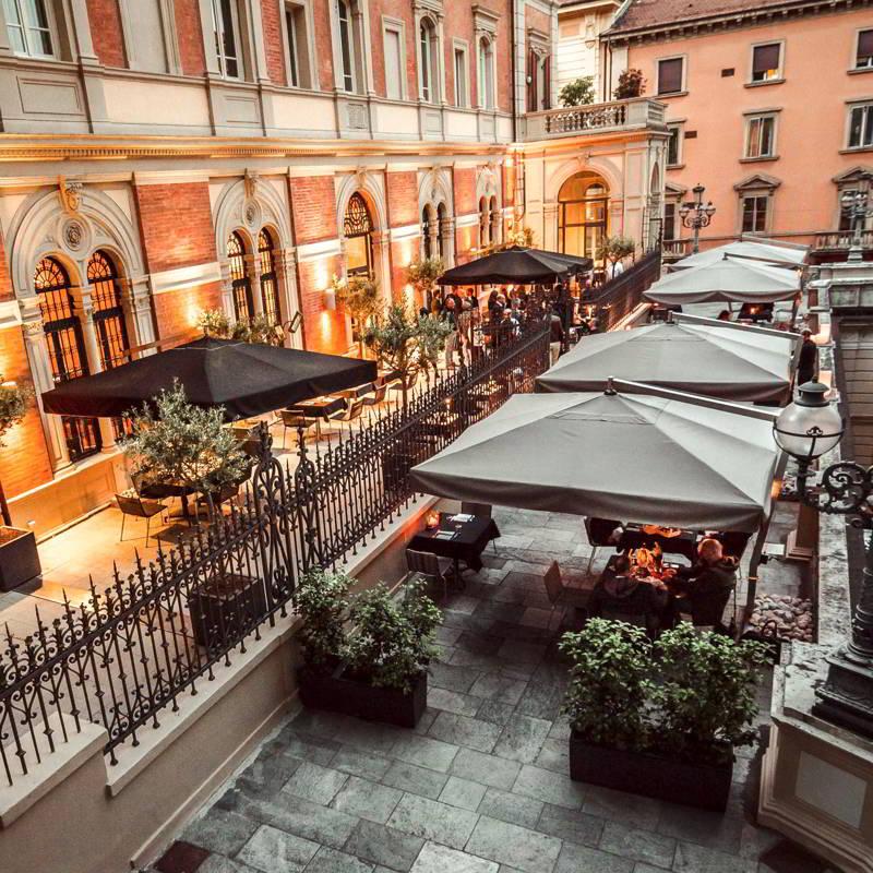 Pizzeria Portici - I Portici Hotel Bologna