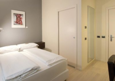 Camena Standard - Vista 2 - I Portici Hotel Bologna