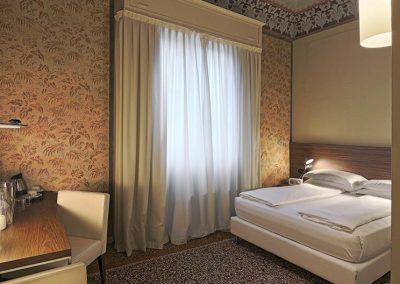 Camere Luxury Family Comunicanti - Camera 1 - I Portici Hotel Bologna
