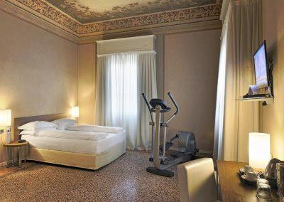 Camere Luxury Family Comunicanti - Camera 2 - I Portici Hotel Bologna