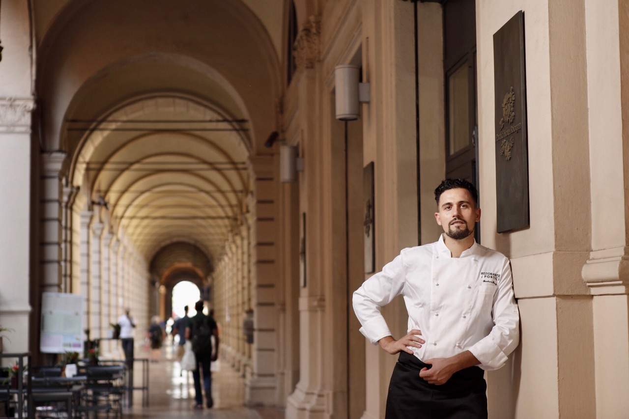 Chef Gianluca Renzi